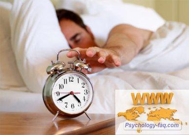 Как меньше спать и раньше вставать