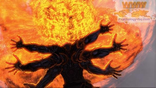 Асуры - слуги Тёмных