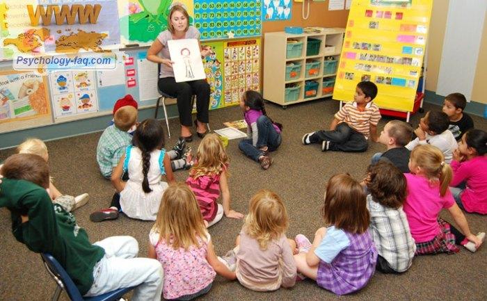 Как выбрать воспитателя в детском саду