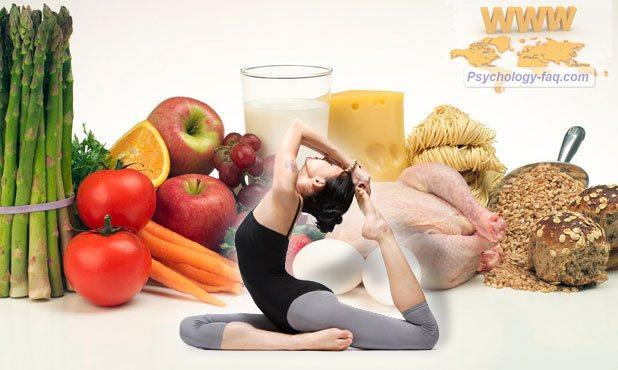 Правила питания в йоге