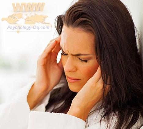 Нервный стресс человека
