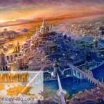 Древние погибшие Цивилизации: Атлантида, Лемурия, Пацифида, Хиттида