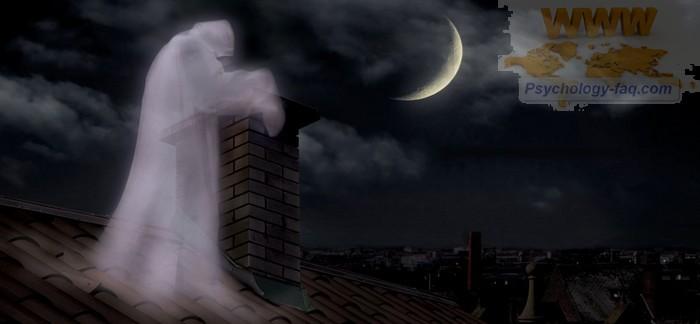 Общение с призраками, привидениями