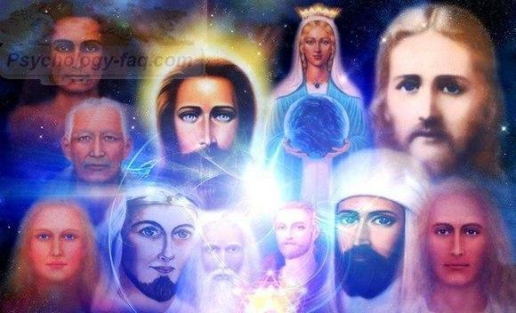 Духовные авторитеты, эзотерические гуру