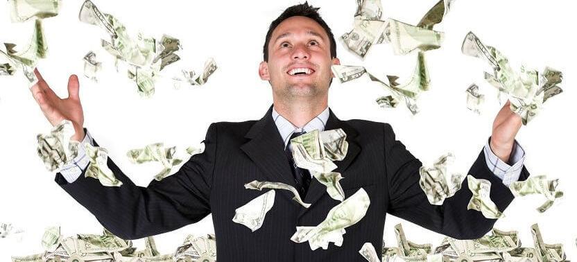 страх больших денег