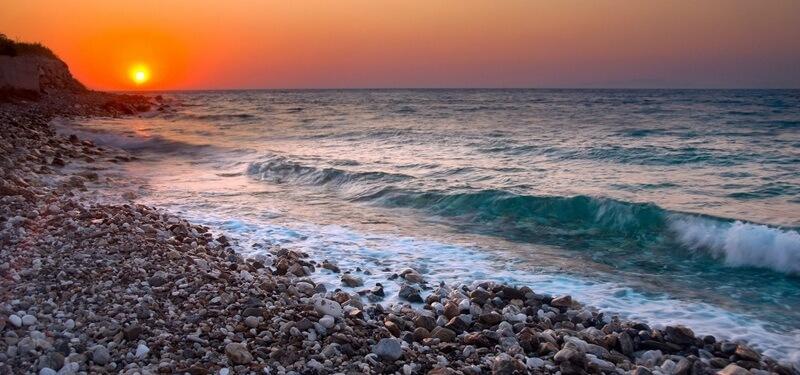Тренинг в Крыму на черном море